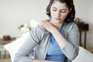schouder slijmbeursontsteking