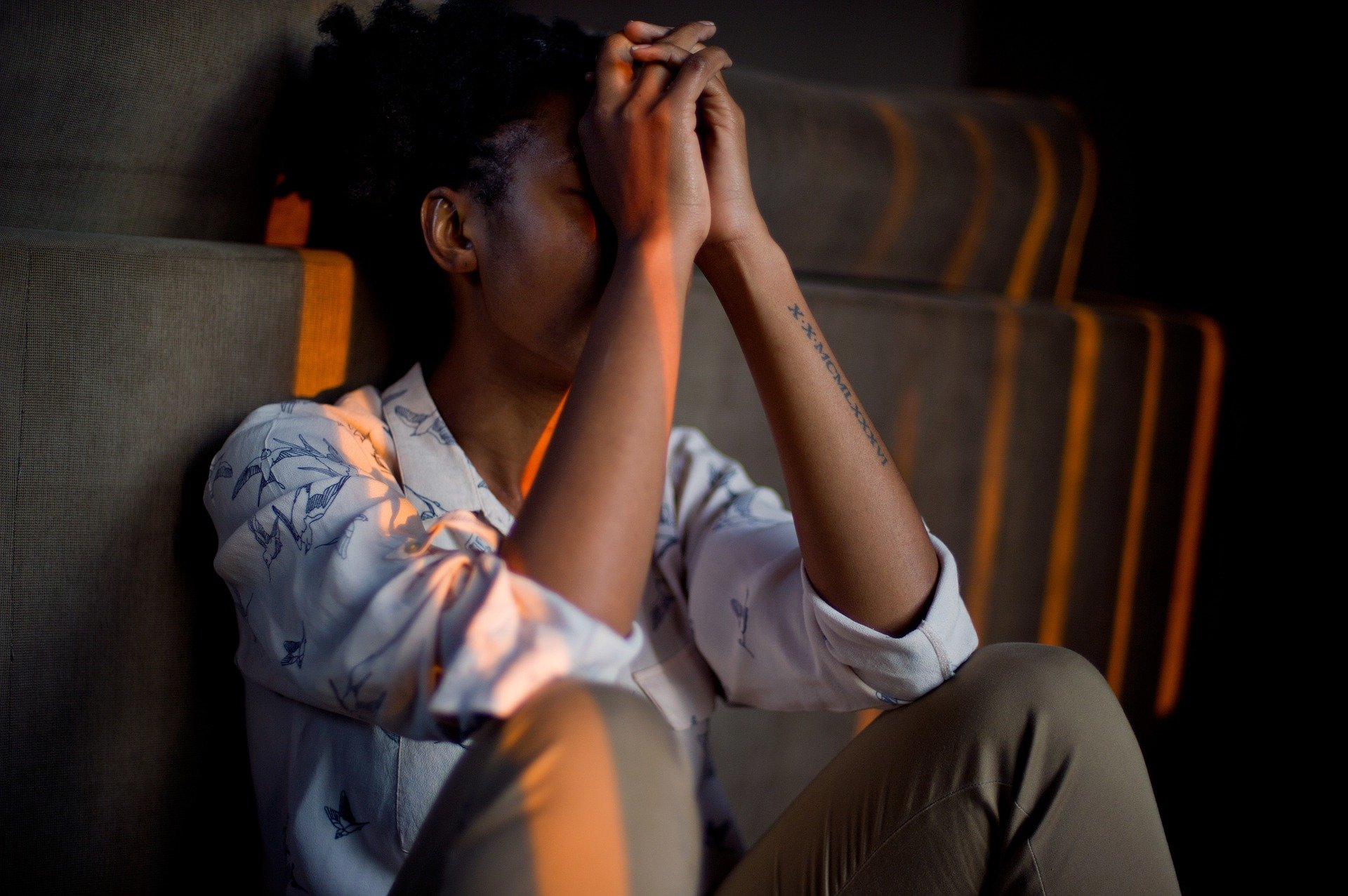 Stress na thuiswerkdag